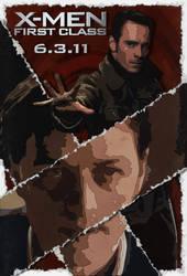 'X-Men: First Class' Poster - 'Torn'