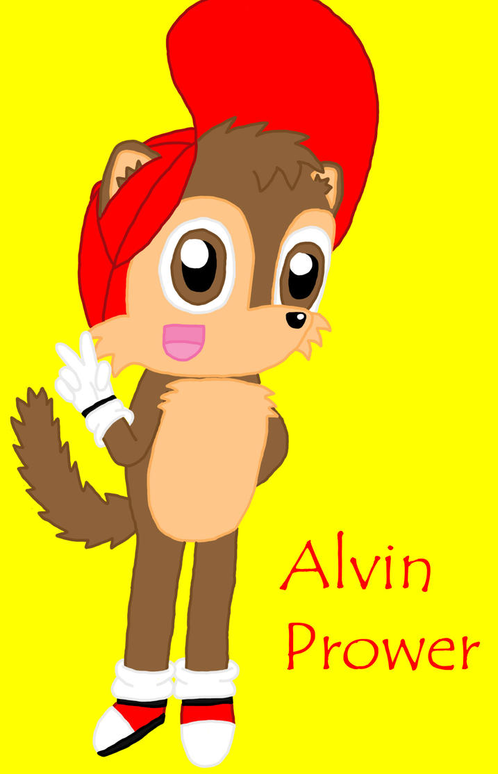 Alvin Prower by chibialvin