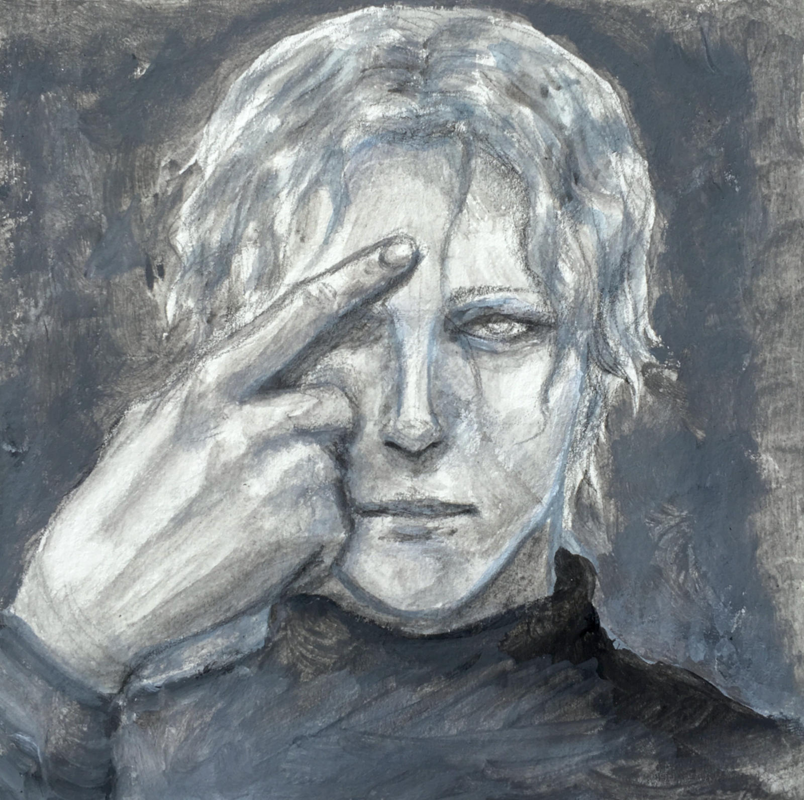 Johan Liebert By Austori On DeviantArt