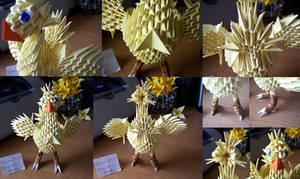 Chocobo Angles - 3DO