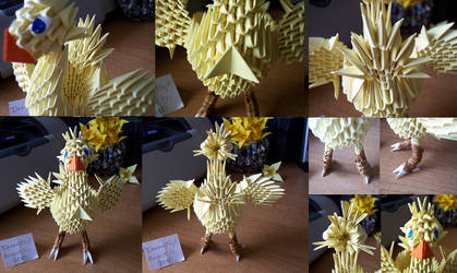 Chocobo Angles - 3DO by o0DreamMyst0o
