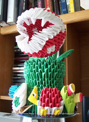 Piranha Plant Angle - 3DO by o0DreamMyst0o