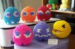 Pac-Man - 3D Origami