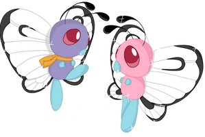 012- Butterfree by MacabreHouse