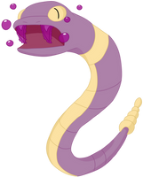 023- Ekans by MacabreHouse