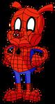 Spider-Ham by MacabreHouse