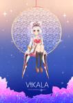 Vikala from grandblue fantasy