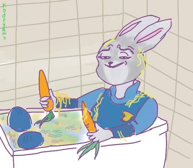 rabbit ramen by kodeyams275