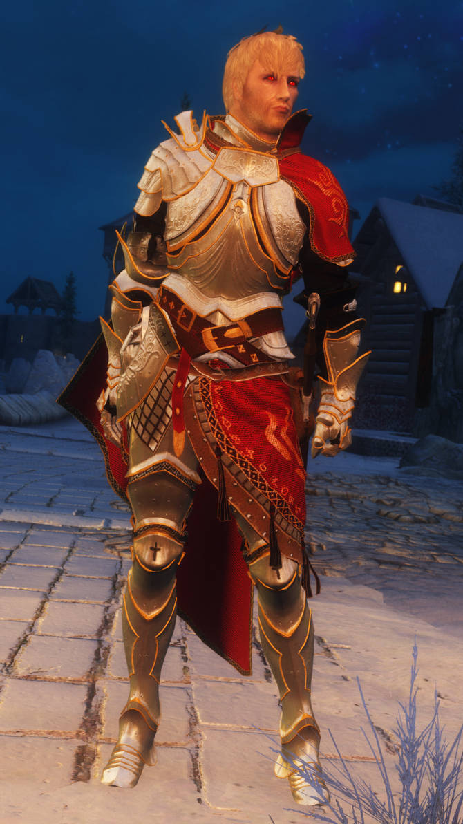 BDO - Warrior Armor by Jowain92 on DeviantArt