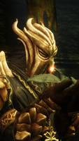 Miraak and Dragonling