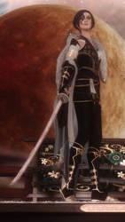 Mortal Blade of Sekiro by Jowain92