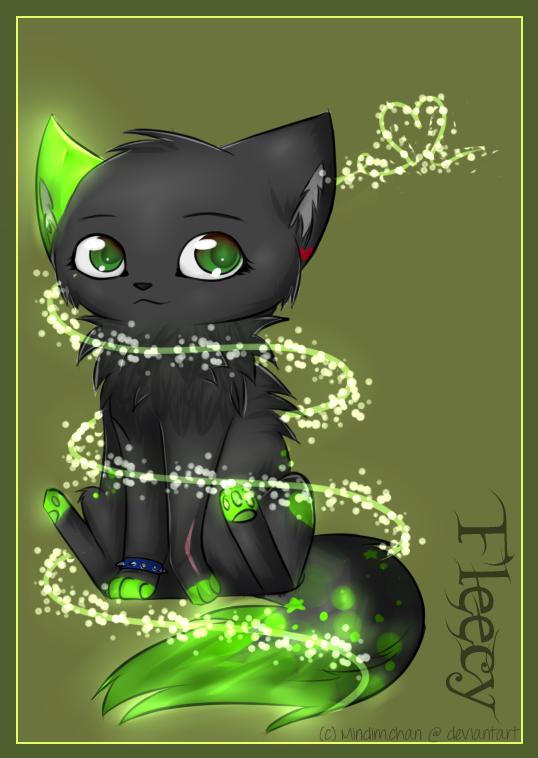 PC for BubbleTeaCaT-Fleecy by Mindim-chan