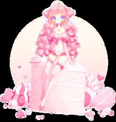 Sweet Pearl [Speedpaint] by fawnbun