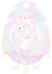 Aurami Zodiac Star   Libra