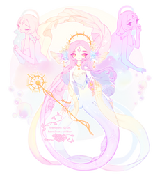 Dreamy Wishes   Merami by fawnbun