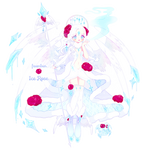 Aurami | Ice Rose [SNOW DIAMOND]