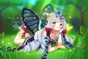 Spring Memories by fawnbun