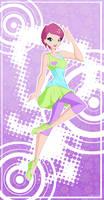 Dancing Tecna