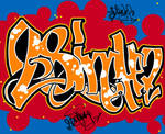 28 INCHeZ COLOR GRAFFITI