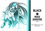 Black Rock Shooter fanart
