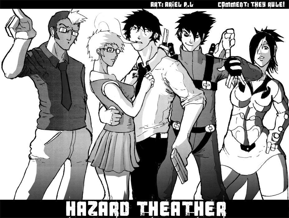 Hazard Theatre by Colussus by entervoid