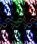 Micheal Jackson pop-art by HappyEnding15