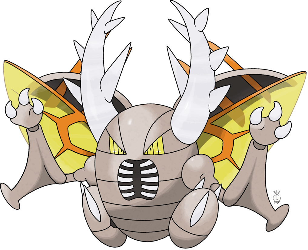 Mega Pinsir - The Predator by TheWhiteScatterbug