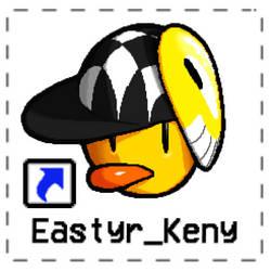 Eastyr Keny cover art