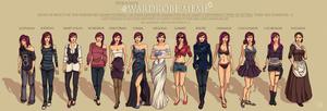 Wardrobe Meme - Rowan Sawyer