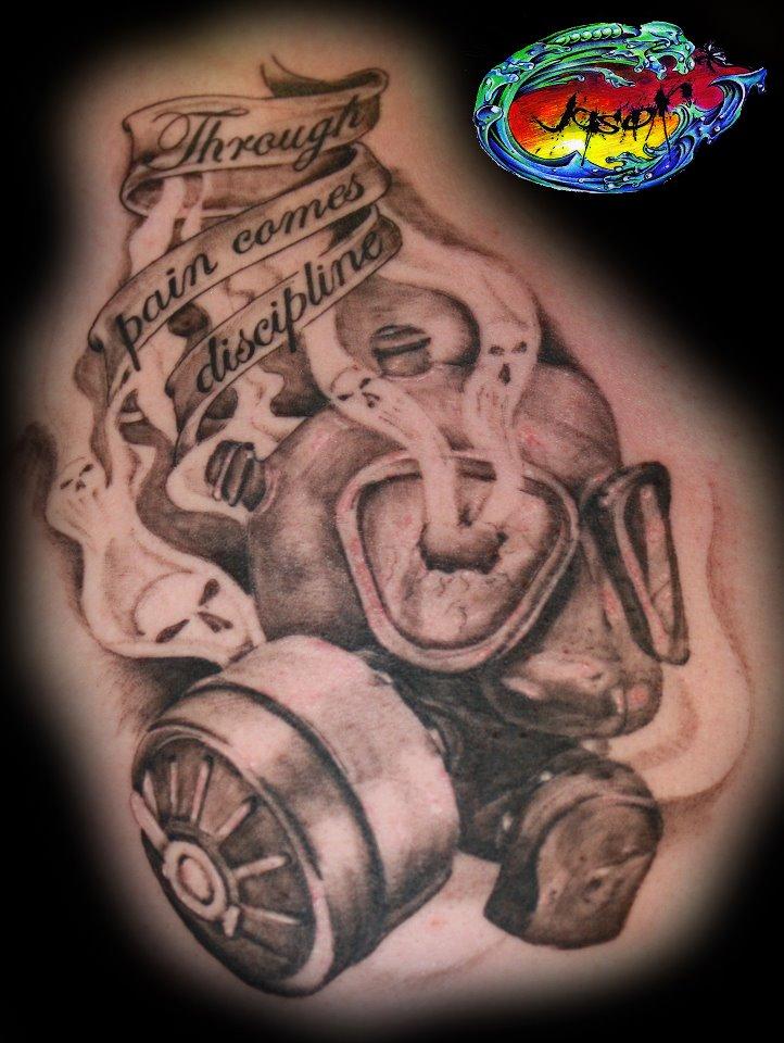 Graffiti Toon Tattoos Designs