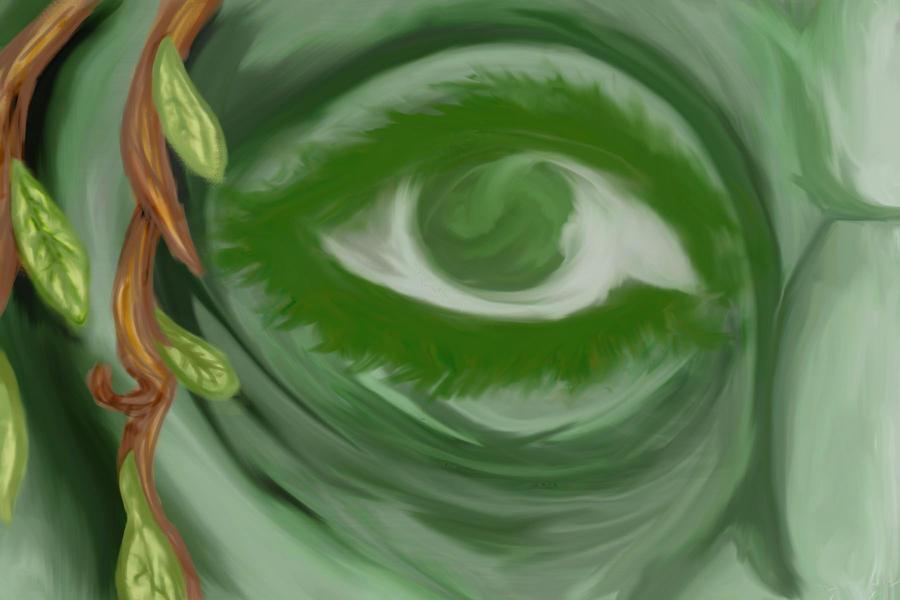 A golem's Eye by marissippi