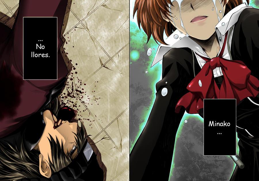 P3P - SPOILER Shinjiro's Dead by Shiro-Demon