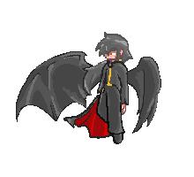 Shiro Sprite by Shiro-Demon