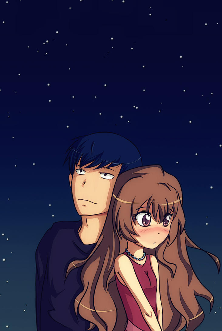 toradora by tiigroid