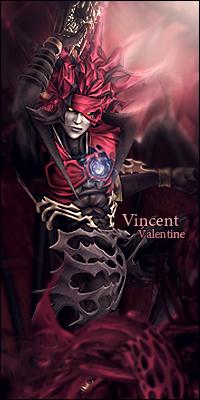 Vincent Valentine by Meliaduel