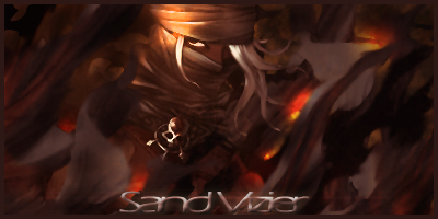 Sand Vizier by Meliaduel