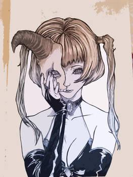 mis demon girl