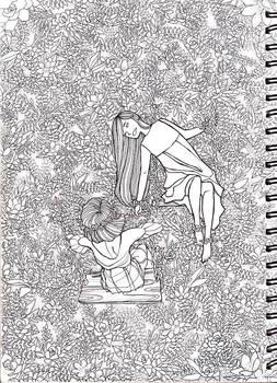 Floral-Ladies