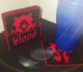 Horde Coasters [sold]