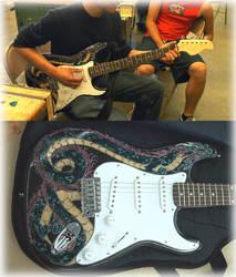 My Dragon Guitar