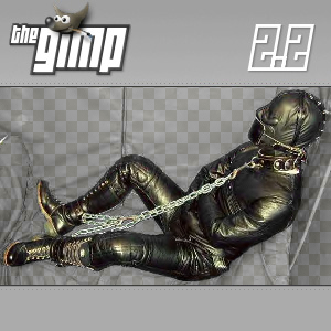 Gimp splash by hermes-jr