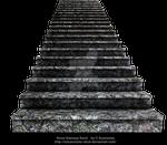 Stone-stairway-stock