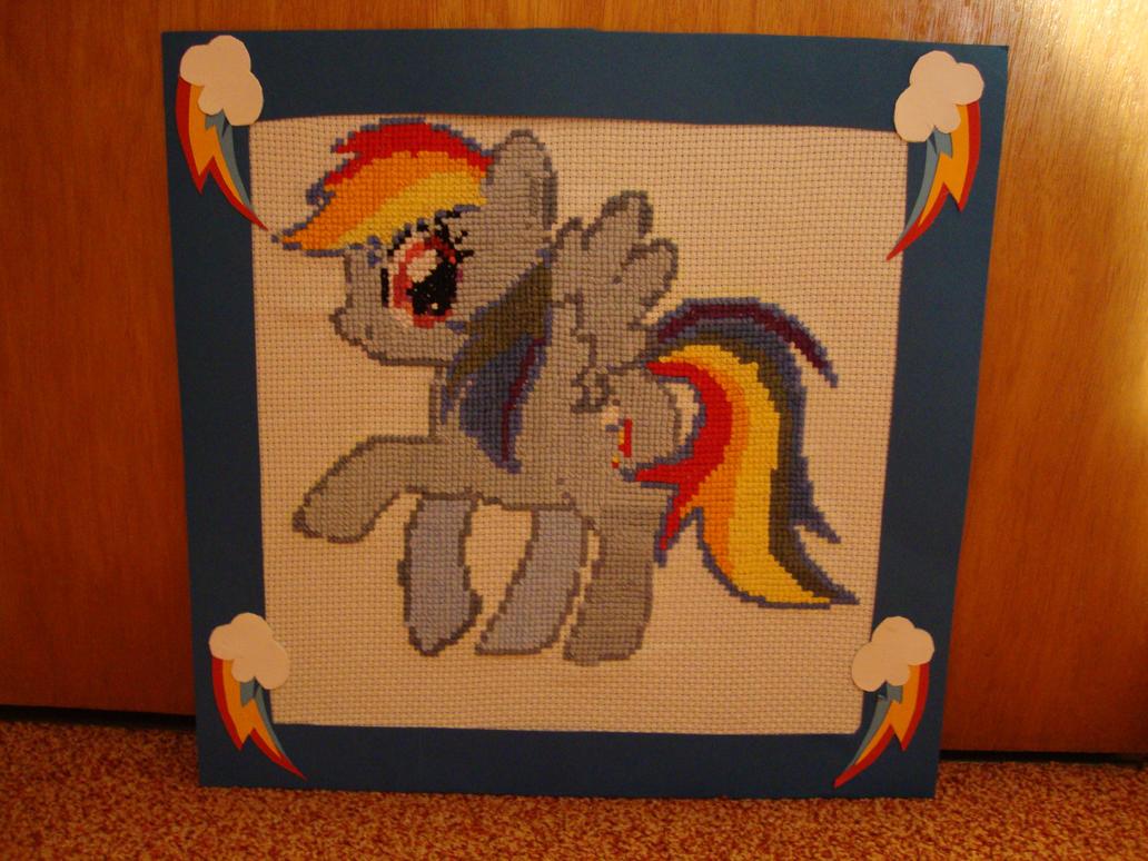 Rainbow Dash by RainbowDashieLifa