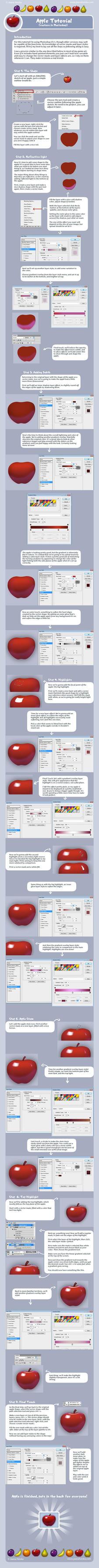 Apple Tutorial by Suncut