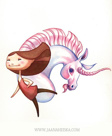 Unicorn v2 by Suncut