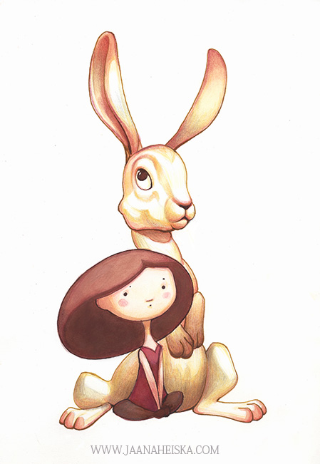 Hare by Suncut