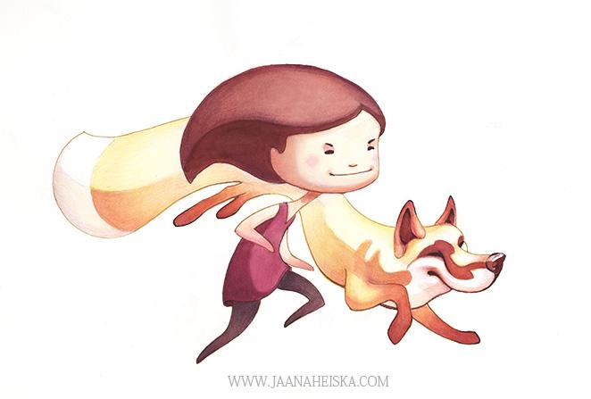 Foxy by Suncut
