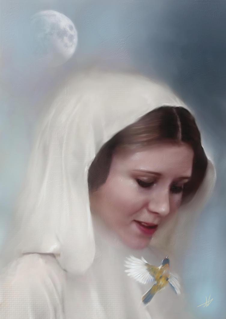 Leia by Helroir