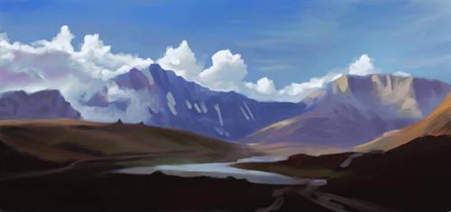 Study 004 - Vanoise National Park