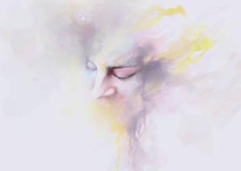 Digital Watercolor style test
